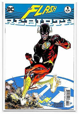 FLASH REBIRTH #1 - Cover B - Jason Pearson Variant - NM - DC Comics!