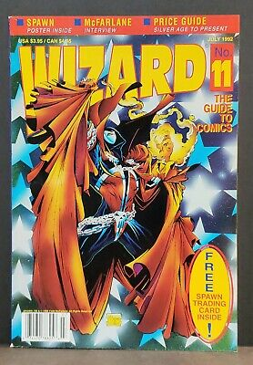 WIZARD - The Guide to Comics - Issue 11 / July 1992