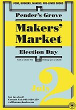 Penders Grove Primary School Election Day Makers Market Thornbury Darebin Area Preview