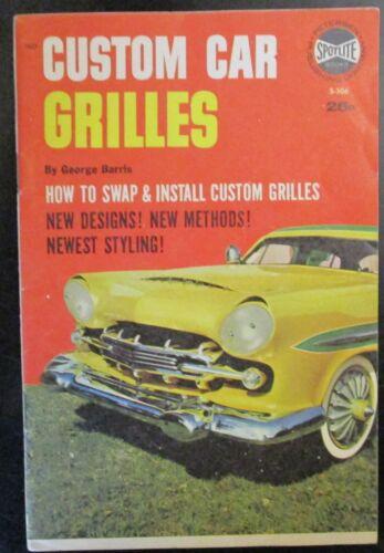 Custom Car Grills Spotlite Book S-506