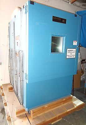 Bemco Environmental Test Chamber 27 Cubic Feet Gn2 Ldf-100350-27s