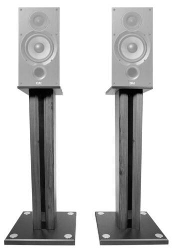 "Technical Pro Pair 26"" Bookshelf Speaker Stands for ELAC Deb"