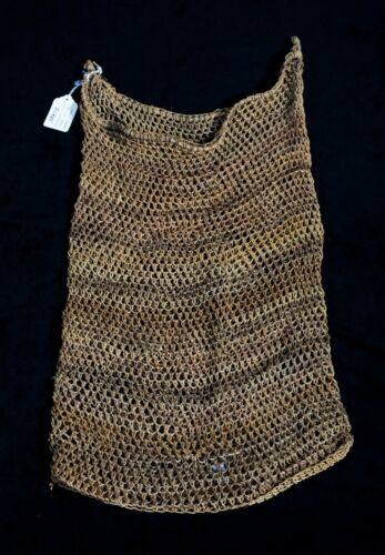 Aboriginal native fibre bag Arnhem Land 1960s