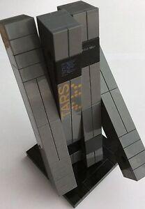 Lego Interstellar Movie Robot TARS Custom Action Figure, Not official Lego model