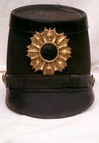 1857 U.S. Shako  IDENTIFIED
