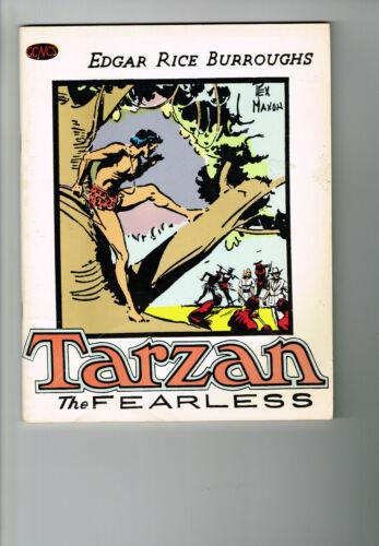 GREAT CLASSIC NEWSPAPER COMIC STRIPS #6 TARZAN THE FEARLESS MAXON BURROUGHS VFNM