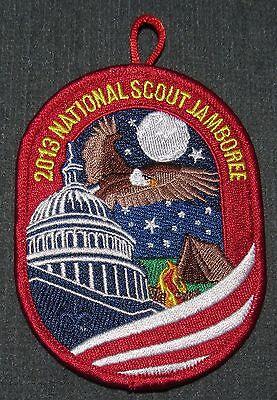 2013 National Boy Scout Jamboree Washington D. C. Patch MINT! Jambo Jam NJ