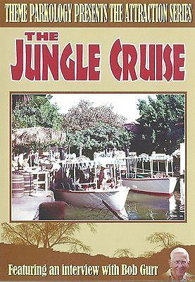Disneyland Jungle Cruise  DVD Documentary