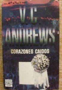 Corazones-caidos-V-C-Andrews-Plaza-amp-Janes-Editores-Segunda-edicion-1992