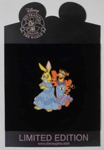 DisneyShopping Southern Belle Series Rabbit & Tigger Pin LE 250