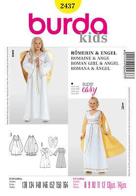 Burda Style Schnittmuster - Kostüm - Römerin & Engel - Flügel - Nr. - Engel Kostüm Muster