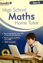 NEW Eureka High School Maths home tutor-year8 Loganholme Logan Area Preview
