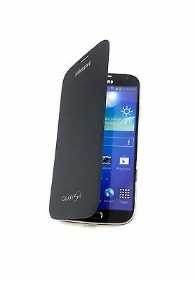 Samsung Flip Cover For Galaxy S4 Case Folio Protection Stylish Thin Navy