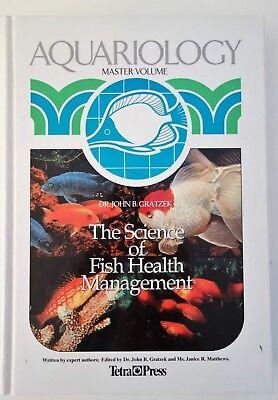 Aquariology, Master Volume, By Gratzek and Matthews, 1st edition, 1992, Pristine