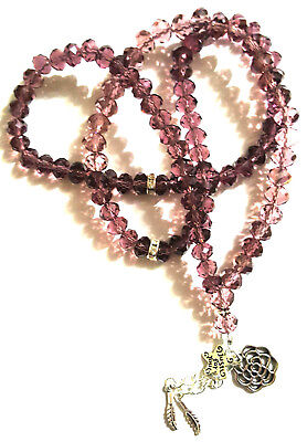 Beautiful Islamic 33 Beads  Colourful Tasbeeh for your Love once