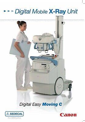 Digital Mobile Xray Machine X-ray Unit Portable