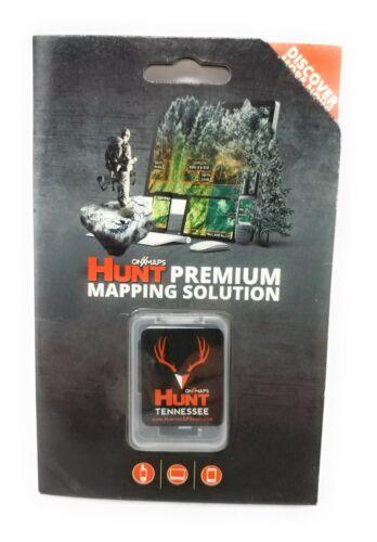 onXmaps HUNT GPS Chip for Garmin Units + 1-Year Premium Membership, Tennessee