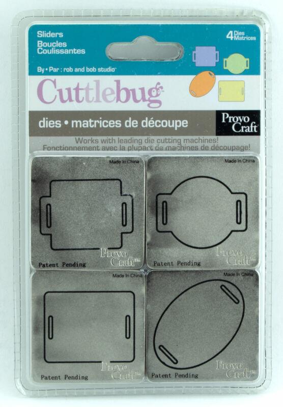 Provo Craft Cuttlebug Cutting Die Sliders Design