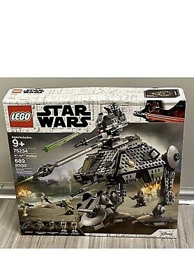 Star Wars LEGO 75234! Revenge of the Sith AT-AP Walker! NIB! Take a look! Nice!