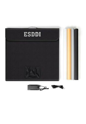 ESDDI Photo Studio 20 inch Portable Folding Light Box