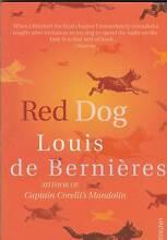 RED DOG Louis de Bernieres ~ Like New SC 2002 Aust Movie Perth Region Preview