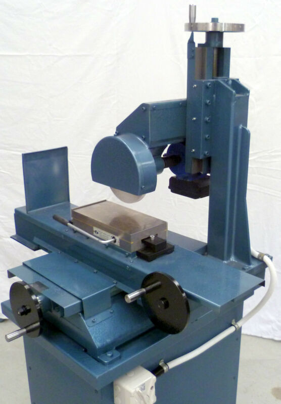Acto 250 Surface Grinder PLANS