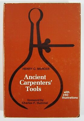 Ancient Tools Reference Joinery Cabinet Making Implements Plane Mallet Saw  for sale  Bakersfield