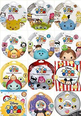Disney Tsum Tsum Mystery Packs Series 2-12