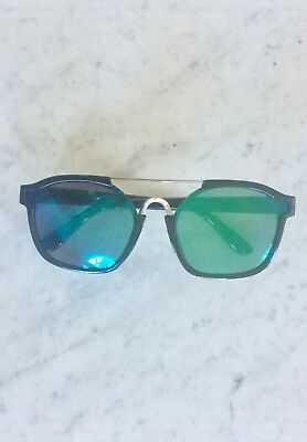 Blue flat lene Cat Sunglasses for sale  Shipping to India