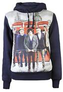 One Direction Girls Hoody