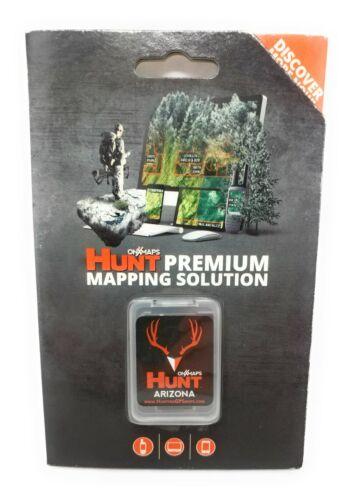 onXmaps HUNT GPS Chip for Garmin Units +1Year Premium Membership, Arizona 208979