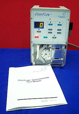 Biosense Webster Coolflow Irrigation Peristaltic Pump M-5491-0102 100-240v