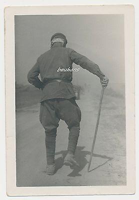 Foto Russland-Feldzug Verwundeter ? denkste es war ein Partisan 1941 (W721) online kaufen