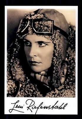 Leni Riefenstahl  ++Autogramm++ ++ Film Legende ++CH 109