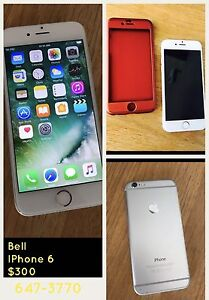 iPhone 6. Bell / Virgin