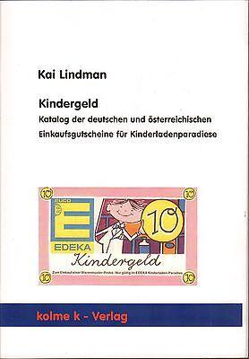 5016: Kindergeld - Katalog für Kinderladenparadiese, Kai Lindman
