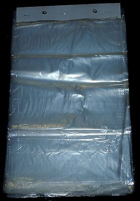 NEW Clear Plastic Shirts Bags 10
