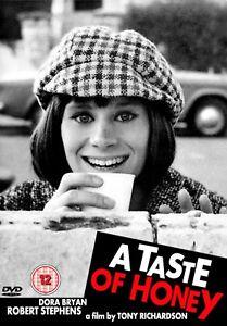 RITA TUSHINGHAM - DORA BRYAN - A TASTE OF HONEY - NEW/SEALED DVD