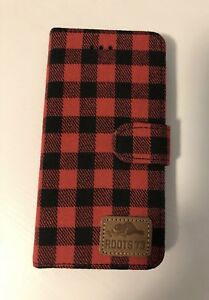 Roots iPhone 6/6s case -- new!