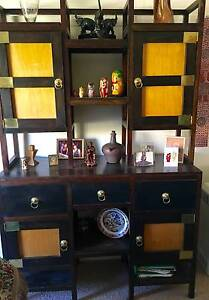 Japanese style furniture - 3 pieces Echunga Mount Barker Area Preview