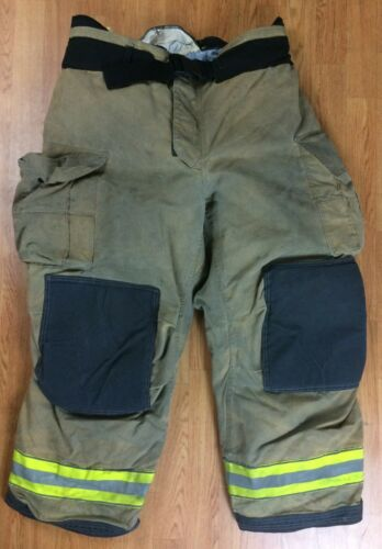 Globe Gxtreme Firefighter Bunker Turnout Pants 44 x 30  2011