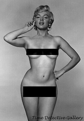 Marilyn Monroe Nude #2 - Celebrity Photo Print