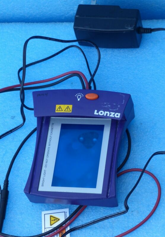 Lonza Flashgel Dock 57025