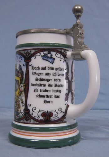 Beer Stein, German, Original Bierseidel, BMF, 29