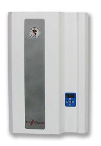 LUXHEIZUNG  elektrische Heizanlage Elektro Heizkessel Heiztherme 24kW Merkur