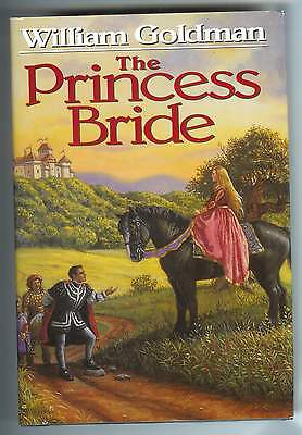 THE PRINCESS BRIDE  by William Goldman HARDCOVER NEW HC on Rummage