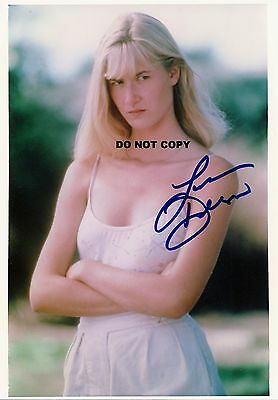 Laura Dern 8X10 Authentic In Person Signed Autograph Reprint Photo Rp