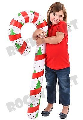 Candy Cane Inflatable Christmas Decoration Tree Holly Berry Party Decor Rm1591