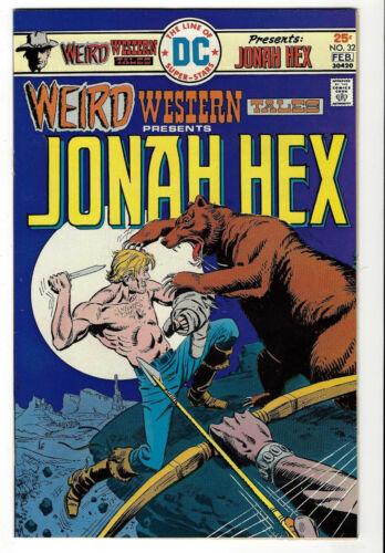Weird Western Tales #32: NM- (9.2) High Grade Gem WOW!!!!
