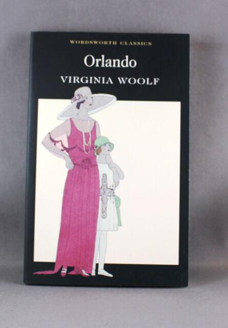 Orlando by Virginia Woolf - Brand New Paperback